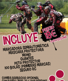 Paintball Salamanca