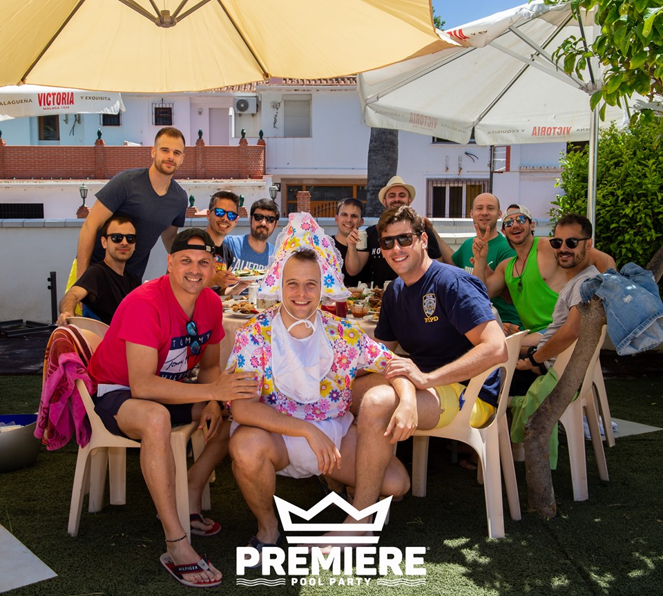 Pool Party Benalmádena