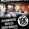 Alojamientos para Despedidas en Cáceres