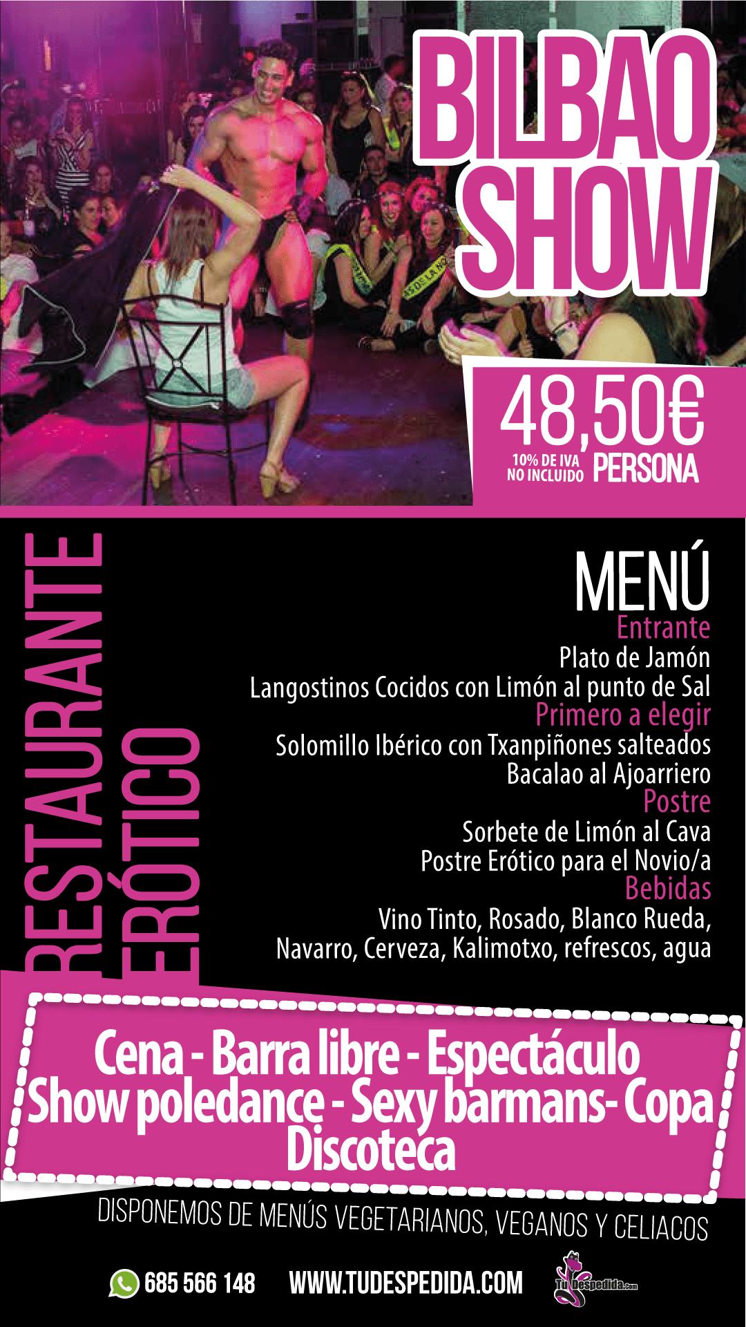 Bilbao Show