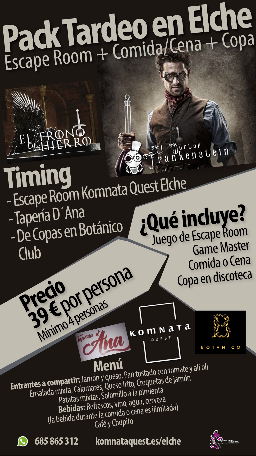 Escape Room Elche