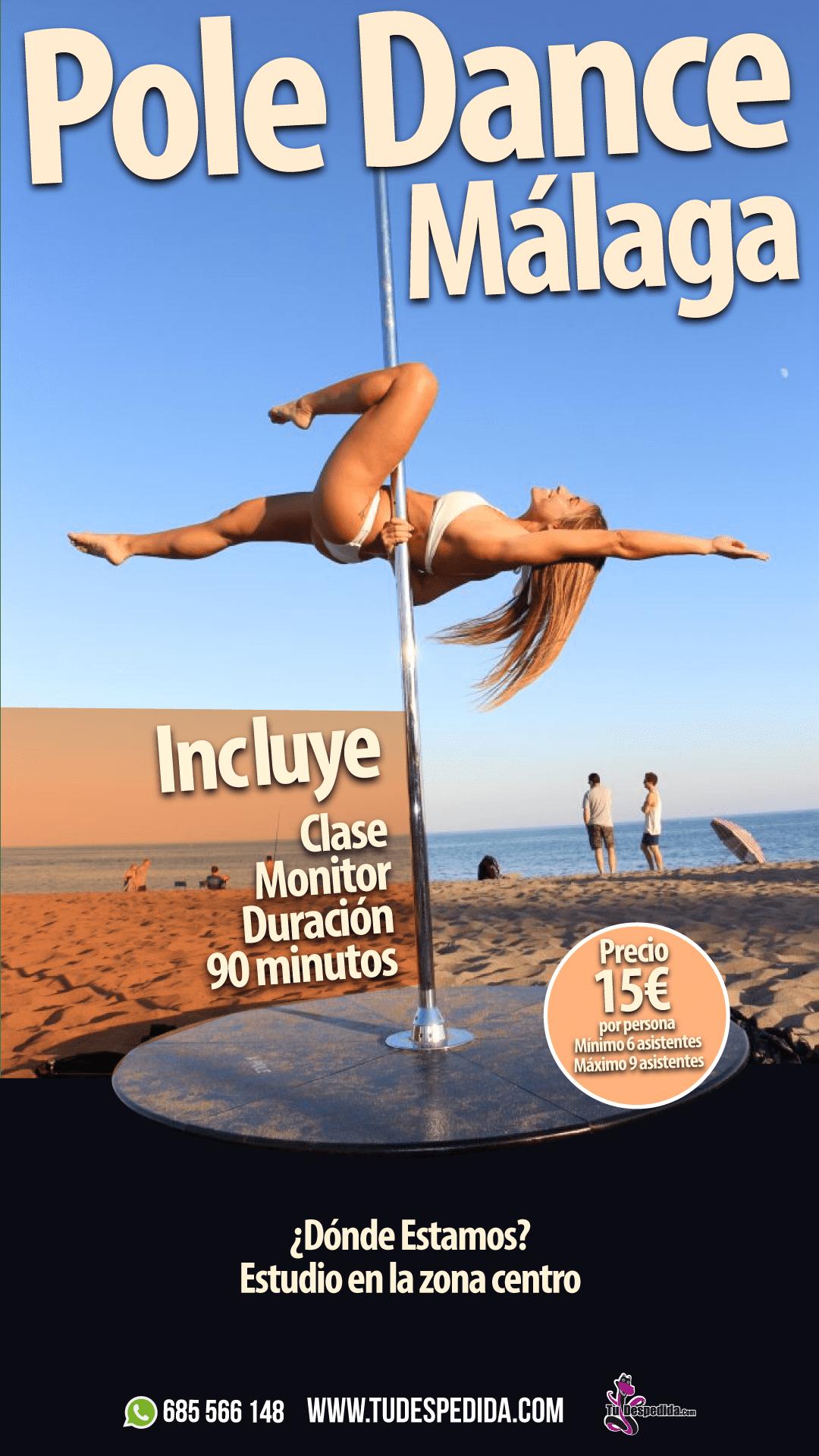 Pole Dance Málaga