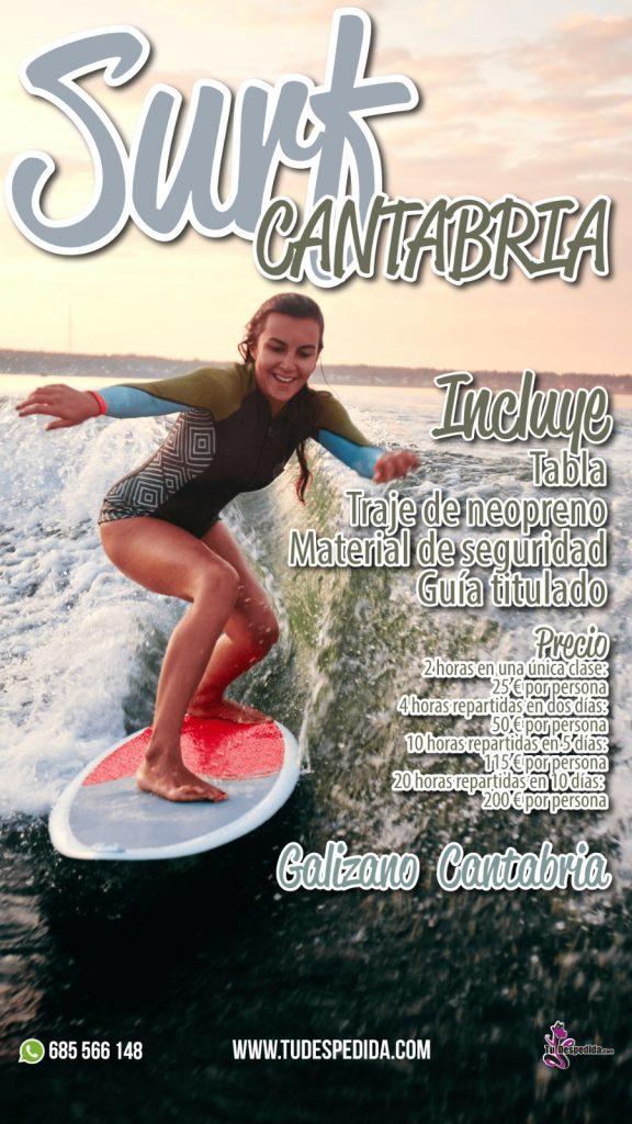 SURF EN GALIZANO