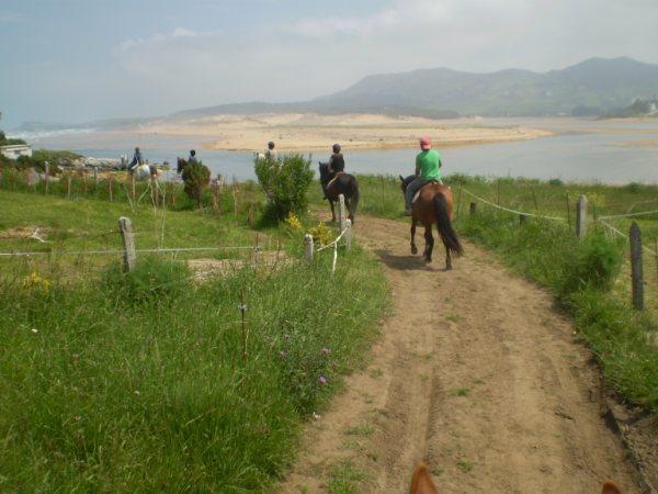 Rutas A Caballo Por Cantabria