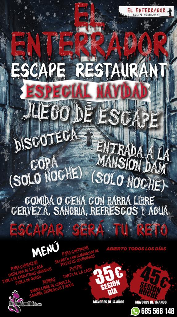EL ENTERRADOR NAVIDAD