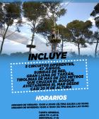 Tirolinas Mallorca