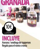 Tuppersex Granada