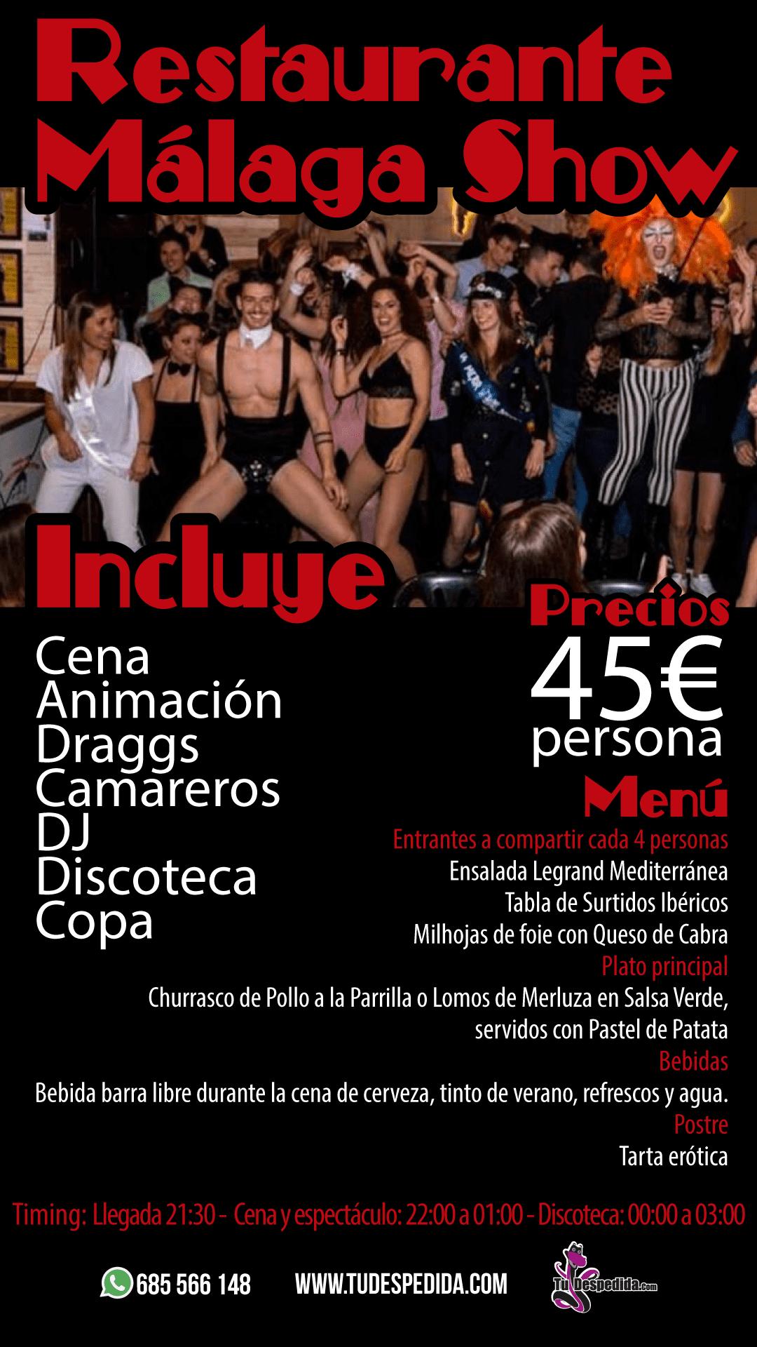 Rte Málaga Show