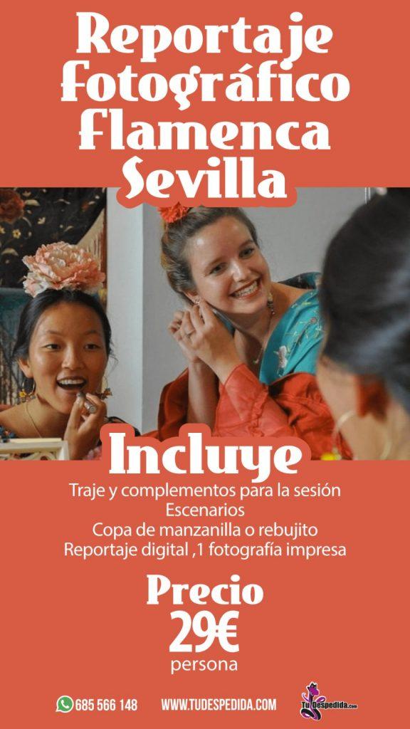 Reportaje Fotográfico Sevilla