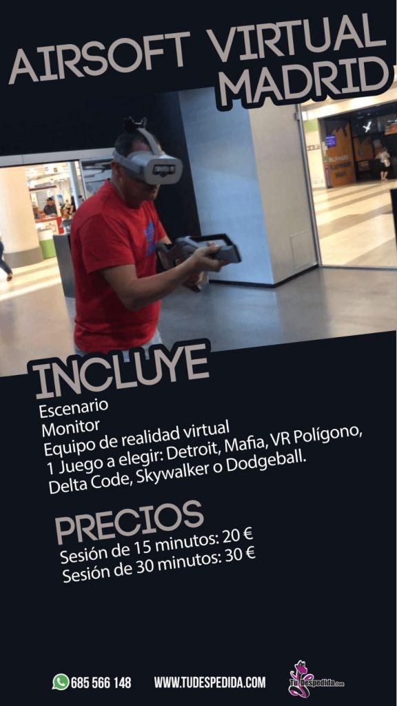 Airsoft Virtual Madrid