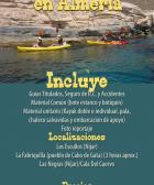 Kayak Almería